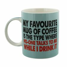 Grumpy Old Gits Ceramic Mug  My Favourite Coffee Gift Box Fun Novelty Gift GO139