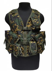 Russian Army Spetsnaz SKALA Loadout Vest AK Gunman Partizan SS-Leto  Pattern  the cheapest