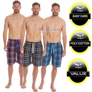 Mens Pyjamas Night Wear GENTS PJ Bottoms Lounge Shorts NIGHTWEAR SLEEPWEAR  COOL