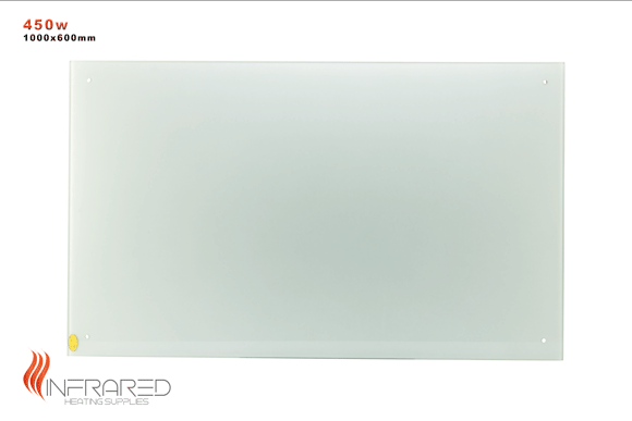 Infrarot Heating Supplies   Infrarot Heating Panel Rectangular Glass Mirror