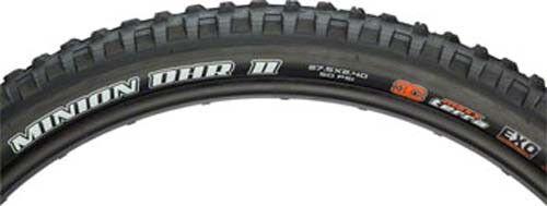 Maxxis Minion DHR II WT 27.5 x 2.4 Tire Folding 60tpi 3C Maxx Terra EXO Tubeless