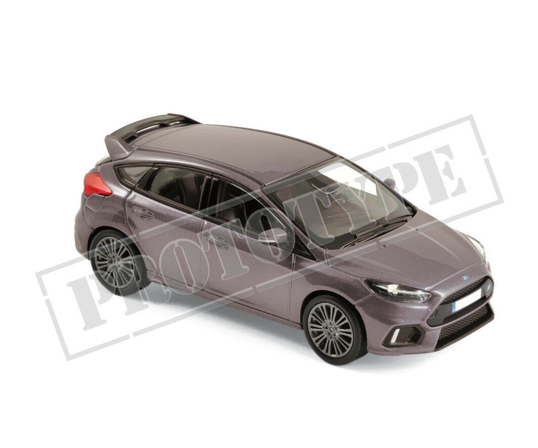 FORD FOCUS RS 2016     NOREV  1 43