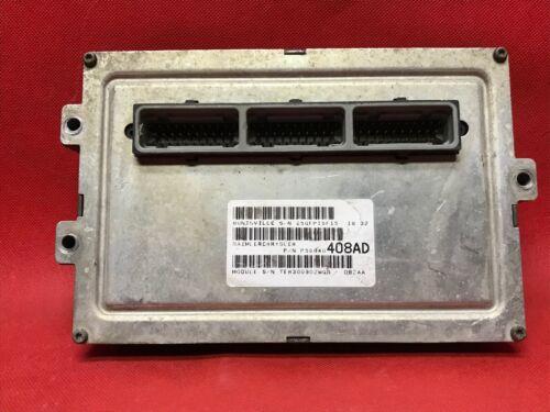 PROGRAMMED PLUG /& PLAY 00 DURANGO 5.9 ECM ECU COMPUTER PCM P56040408AD 408AD