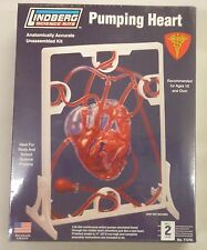 Lindberg Human 11.5 Inch Pumping Heart Anatomy Science Project Model Kit New