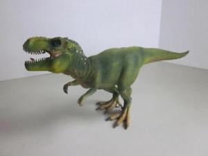 Schleich-Tyrannosaurus-Rex-charniere-machoire-inferieure-ouvre-11-034-Long-14525