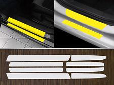 Lackschutzfolie transparent Einstiege Türen für Skoda Octavia 3, ab 2013