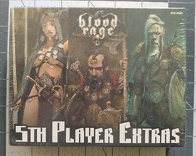 The Grimm Forest Complete Promo Expansion 6 Card Set Kickstarter Board Game New