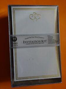 Image Is Loading GARTNER STUDIOS UNIVERSAL WEDDING BIRTHDAY PARTY INVITATION KIT