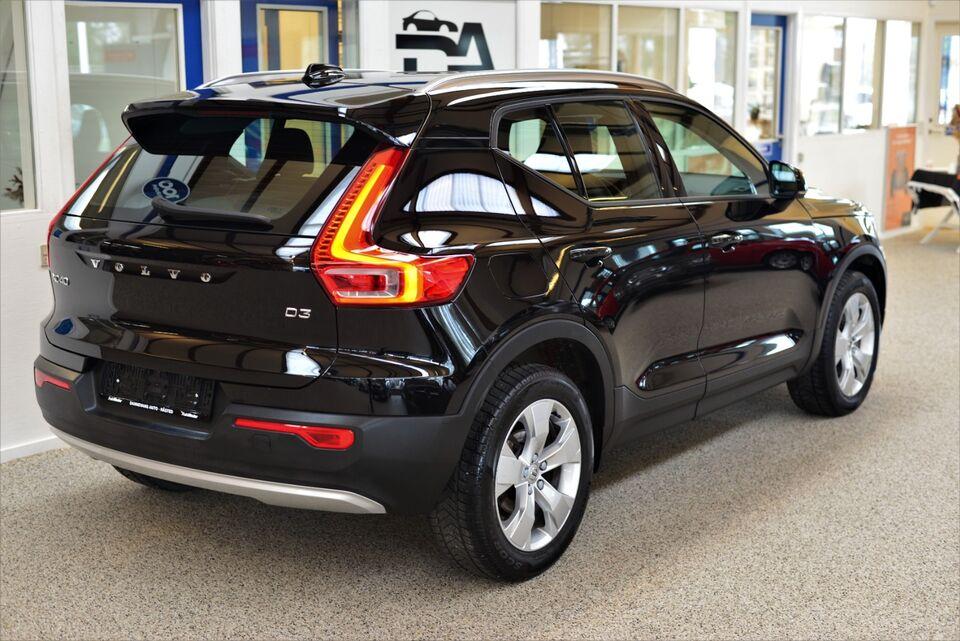 Volvo XC40 2,0 D3 150 Momentum aut. Diesel aut. Automatgear