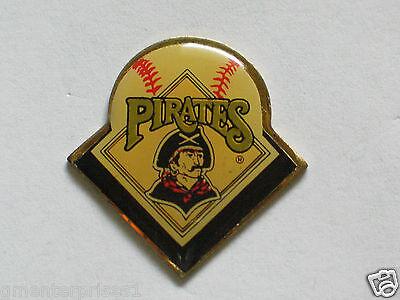 sm Baseball Diamant Pin-flagge Vintage Pittsburgh Pirates Baseball