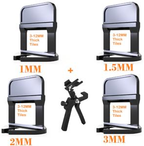200-400-800PCS-Tile-Leveling-Systeme-Clips-pour-mur-plancher-Tile-Spacer-avec-outil