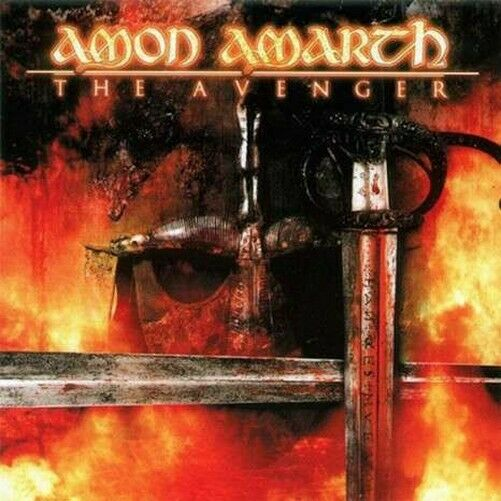 Amon Amarth - Avenger, The New LP