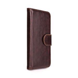 XQISIT-15629-Sentenza-Eman-Custodia-in-Pelle-Portafoglio-per-Apple-iPhone-5-5S-SE-Marrone