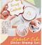 DIY Alphabet Cake Stamp Tool Mold Cookie Cutter Embosser Stamp Fondant Tool