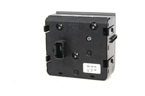 Original volvo s40 v40 Interrupteur 30613945 Interrupteur Lumière Feux de brouillard.