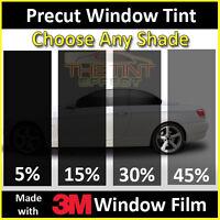 Fits 2016 Hyundai Car (full Car) Precut Window Tint Film Kit - 3m Window Film