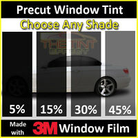 Fits Ford Ranger Truck (rear Car) Precut Window Tint Kit - 3m Window Film