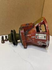 Bell Amp Gossett Parts Only Series 100 Seized Bearing Bracket Assembly Impeller