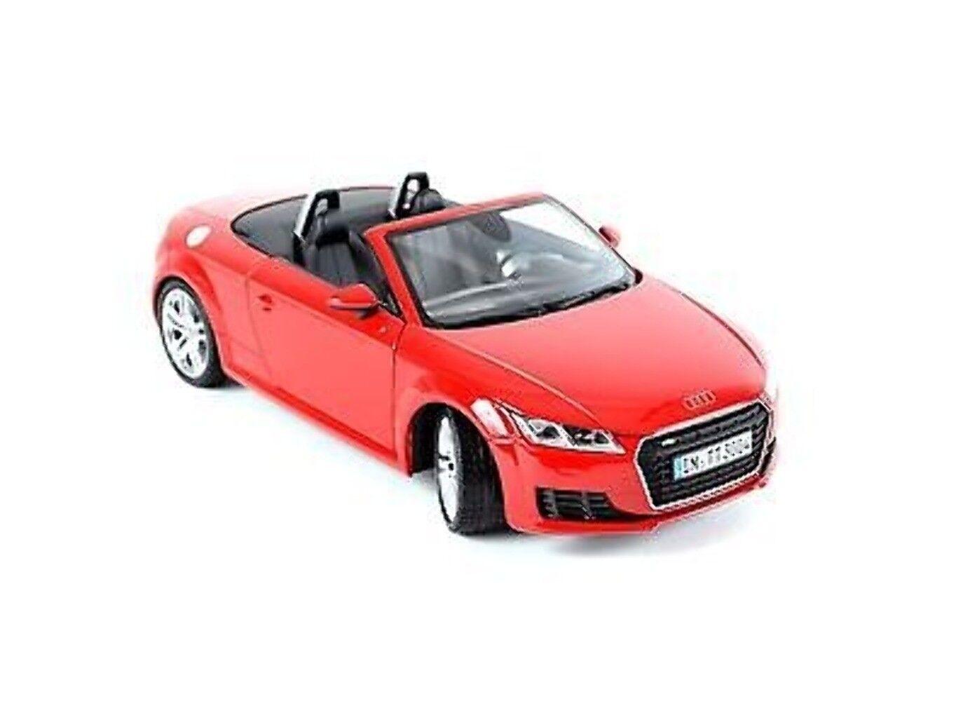 Original audi tt roadster tango rote miniatur - 1,18 5011400525