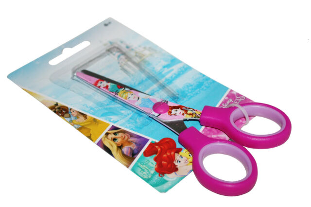 Disney Princess Kinderschere// Bastelschere