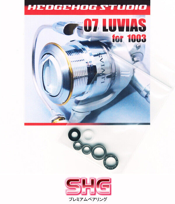 Daiwa 07 luvias 1003 Complet Roulement Kit  avec 1003 Bobine lave Spinning