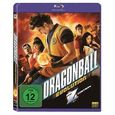 Dragonball Evolution - Z Edition - Blu-Ray Film Spielfilm FOX