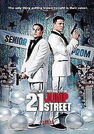 21 Jump Street (DVD, 2012)  JONAH HILL CHANNING TATUM