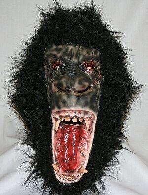 Overbite Adult Gorilla Mask
