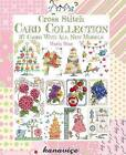 Cross Stitch Card Collection: 37 Cards with All New Models by Maria Diaz (Paperback, 2015)