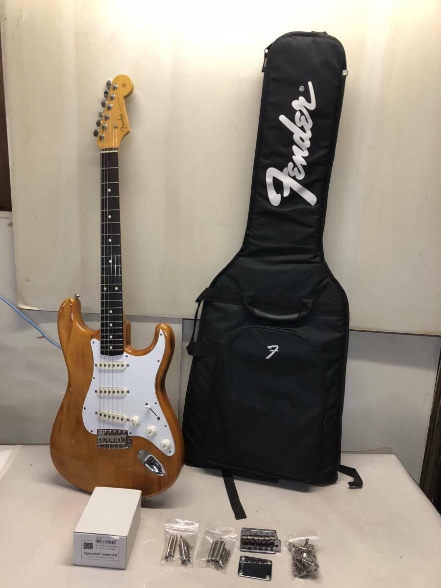 Fender Japan ST62 ORDER MADE JAPAN beautiful rare EMS F S