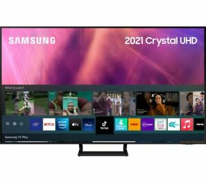 "SAMSUNG UE75AU9007KXXU 75"" Smart 4K Ultra HD HDR LED TV Alexa & Google Assistant"