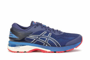 Details about Asics Men's Running Sneakers Gel Kayano 25 Indigo Blue White