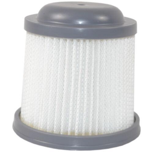 HQRP Washable Filter fits Black /& Decker HFVB315J22 HFVAB320JC26 HFVB320J27 Vac