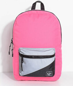 cf563aced134 Herschel Supply Co. Women s Settlement Neon Pink Reflective Backpack ...