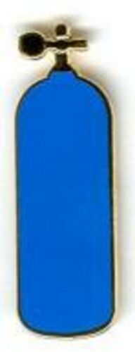 Plongée sous-marine-bleu Réservoir Broche SC351