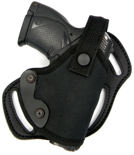 CEBECI ARMS Small of Back RH OWB Belt Holster for GLOCK 19 23 25 32 38 SOB