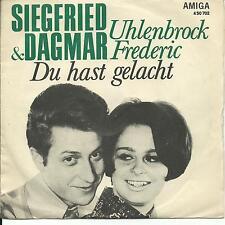 7' Rosemarie Ambe/Siegfried Uhlenbrock+Dagmar Frederic    AMIGA DDR