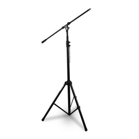 New Heavy-Duty Tripod Boom Microphone Mic Stand, Height Adjust, Boom Extendable