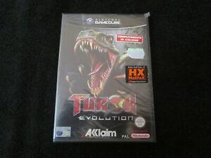 GC : TUROK : EVOLUTION - Nuovo, ITA ! Gamecube - CONSEGNA IN 24/48H