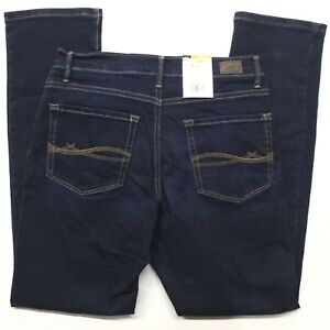 8a152233 Women's Petite Lee Slim Straight Rebound Denim Blue Jeans (3517816 ...