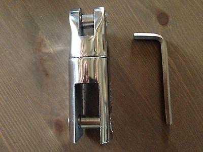 Jonction Chaine Ancre Pivotante Inox 304 Chaine 6 - 8 Mm Famoso Por Materiales Seleccionados, DiseñOs Nuevos, Colores Deliciosos Y Mano De Obra Exquisita
