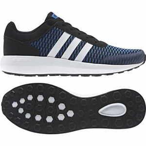 Details zu Adidas NEO Trend Sneaker Schnür BB9770 Cloudfoam Race blue core black blau