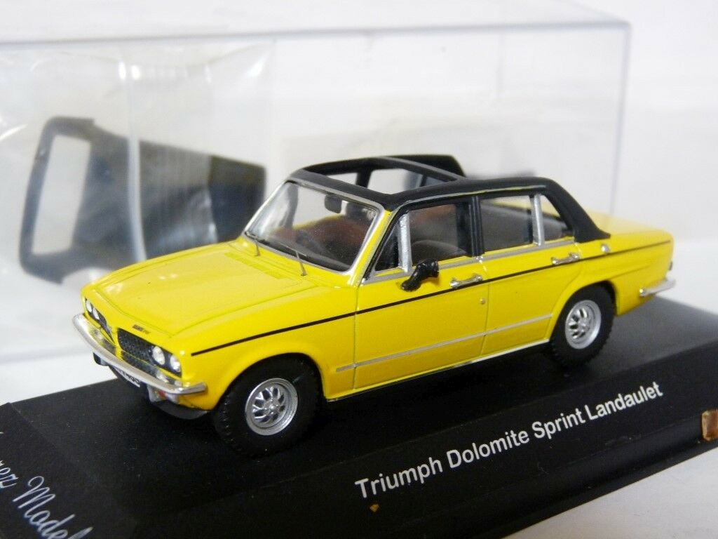 DERREZ 1 43 1976 TRIUMPH DOLOMITE SPRINT LANDAULET Handmade Diecast Voiture Modèle