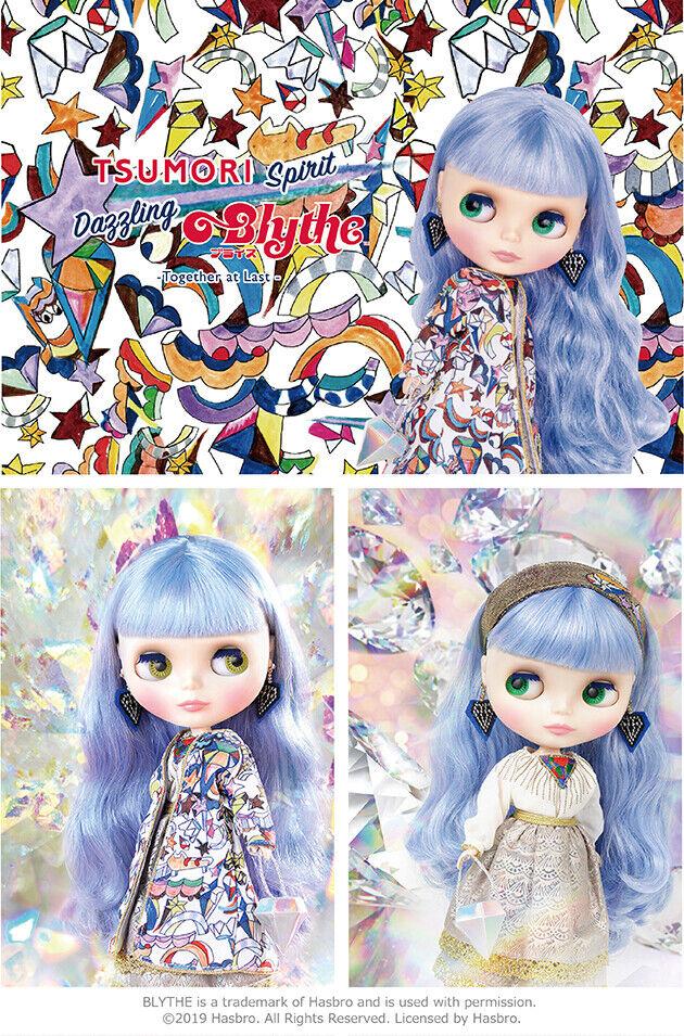Edición Limitada CWC Neo Blythe Tsumori espíritu deslumbrante Japan F S EMS