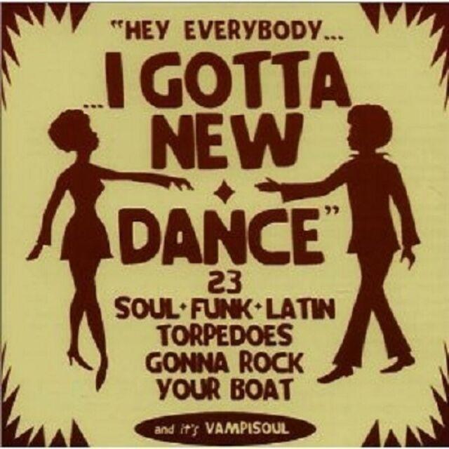 I GOTTA NEW DANCE  CD NEU