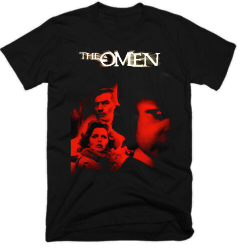 THE OMEN,MOVIE,100/% COTTON,MEN/'S T-SHIRT.,E0666