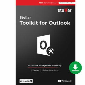 stellar outlook toolkit