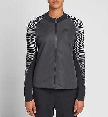Nike Sportswear Dynamic Reveal Tech Knit Homme Jacket, Noir