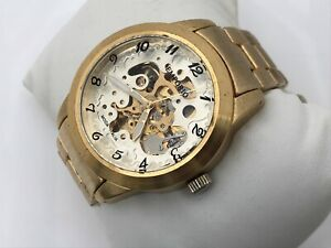 Emporio-Armani-Men-Watch-Automatic-Gold-Tone-Moda-Italia-Analog-Wrist-Watch