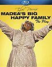 031398128298 Madea's Big Happy Family Play With Tyler Perry Blu-ray Region 1